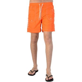 Vêtements Homme Maillots / Shorts de bain Japan Rags Short de Bain Jap 02 Orange