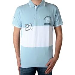 Vêtements Homme Polos manches courtes Marion Roth p5 Bleu