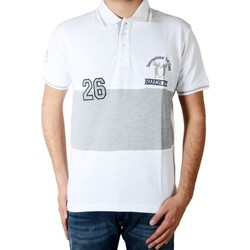 Vêtements Homme Polos manches courtes Marion Roth Polo p5 Gris
