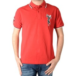 Vêtements Homme Polos manches courtes Marion Roth P8 Rouge
