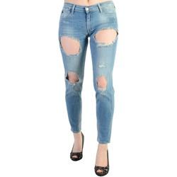 Vêtements Femme Jeans boyfriend Le Temps des Cerises s Power Bleu