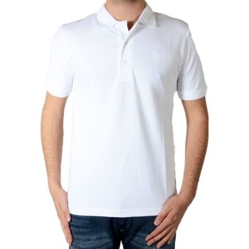 Vêtements Homme Polos manches courtes Marion Roth Polo uni Blanc