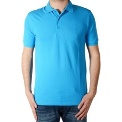 Vêtements Homme Polos manches courtes Marion Roth Polo uni Turquoise