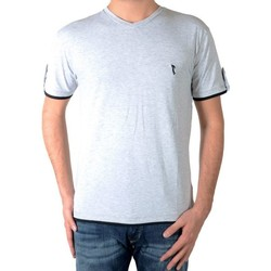 Vêtements Homme T-shirts manches courtes Marion Roth Tee Shirt t32 Gris