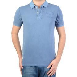 Vêtements Homme Polos manches courtes Mcgregor basic Bleu
