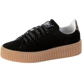 Chaussures Femme Baskets basses Le Temps des Cerises Basket  Talys Noir