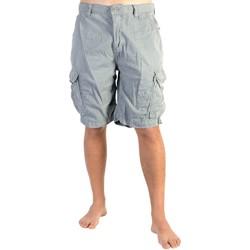 Vêtements Homme Shorts / Bermudas Le Temps des Cerises Bermuda Ibano Gris