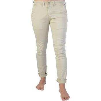 Vêtements Femme Pantalons Le Temps des Cerises Pantalon  Jas Beige