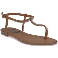 Chaussures Femme Sandales et Nu-pieds Refresh Sandales Beige