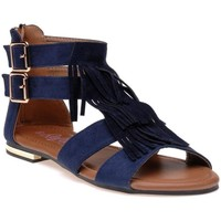 Chaussures Femme Sandales et Nu-pieds Refresh Sandales bleu