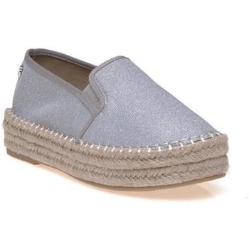 Chaussures Femme Espadrilles Refresh Espadrilles Argenté