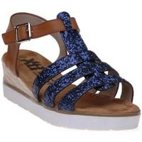 Chaussures Femme Sandales et Nu-pieds Xti Ballerines bleu