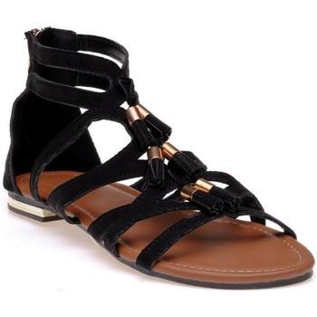 Chaussures Femme Sandales et Nu-pieds Xti Sandales Noir