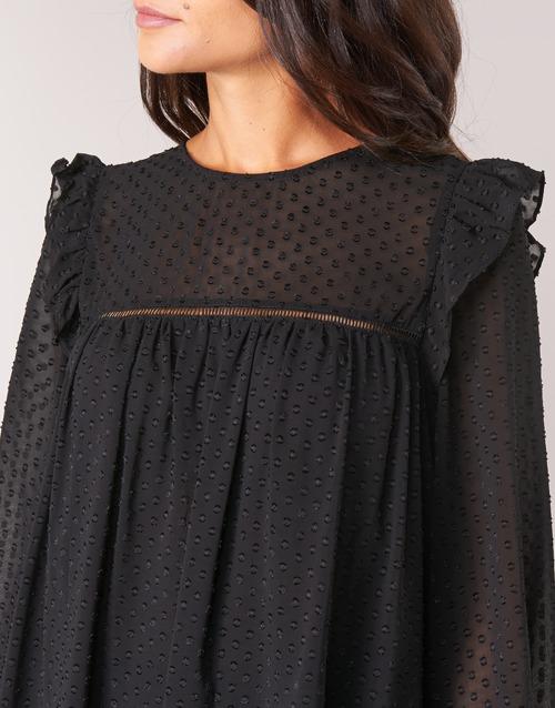 Moony Mood Breyat Noir - Livraison Gratuite Avec Vêtements Robes Courtes Femme 3150