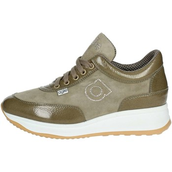 Chaussures Femme Baskets basses Agile By Ruco Line 1304-52 gris clair