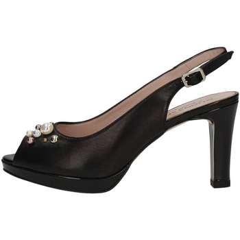 Chaussures Femme Sandales et Nu-pieds Donna Soft 7303 NOIR