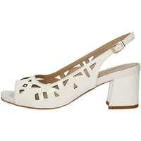 Chaussures Femme Sandales et Nu-pieds Donna Soft 7425 BLANC