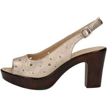 Chaussures Femme Sandales et Nu-pieds Donna Soft 7372 PLATINUM