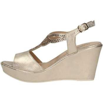 Chaussures Femme Sandales et Nu-pieds Donna Soft 7388 PLATINUM