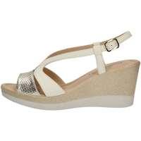 Chaussures Femme Sandales et Nu-pieds Donna Soft 6950 IVORY