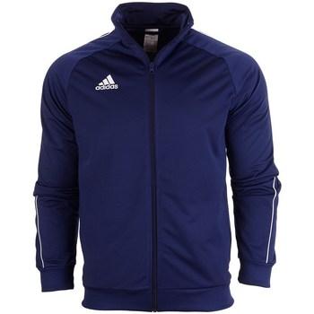Vêtements Homme Vestes de survêtement adidas Originals CORE18 Bleu marine