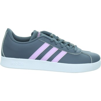 Chaussures Baskets basses adidas Originals VL Court 20 Gris