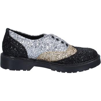Chaussures Femme Derbies 2 Stars chaussures femme 2 STAR élégantes or glitter argent BX379 or