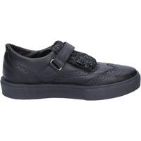 Chaussures Femme Derbies 2 Stars chaussures femme 2 STAR sneakers noir cuir glitter BX380 noir