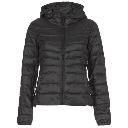 Vêtements Femme Doudounes Only ONLTAHOE Noir