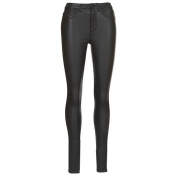 Vêtements Femme Jeans slim Only ONLROYAL Noir