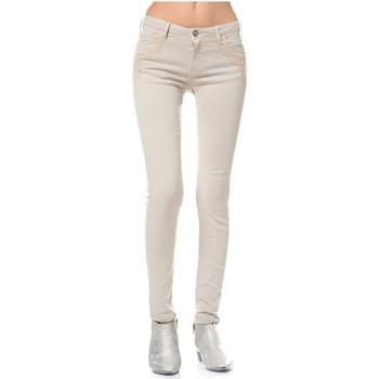 Vêtements Femme Jeans skinny Reiko TAWANA Grege