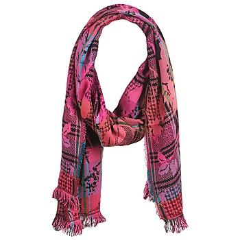 Accessoires textile Femme Echarpes / Etoles / Foulards André BIRMINGHAM Rose