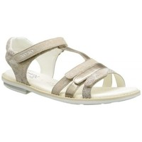 Chaussures Fille Sandales et Nu-pieds Geox Sandales J S. Giglio A Beige Beige