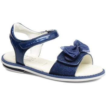Chaussures Fille Sandales et Nu-pieds Geox Sandales J S. Giglio A Marine bleu