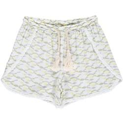 Vêtements Femme Shorts / Bermudas Marie Sixtine CEDRIC Blanc