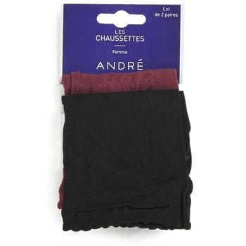 Accessoires textile Femme Chaussettes André TATOU MULTICOULEURS