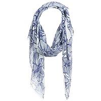 Accessoires textile Femme Echarpes / Etoles / Foulards André ROXANE Bleu