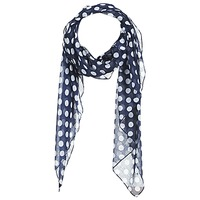 Accessoires textile Femme Echarpes / Etoles / Foulards André YAELLE Marine