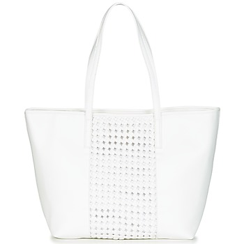 Sacs Femme Cabas / Sacs shopping André ECLIPSE Blanc