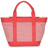Sacs Femme Cabas / Sacs shopping André JENNY Rouge / Blanc