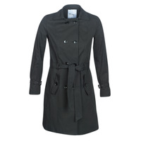 Vêtements Femme Trenchs Betty London JIVELU Noir