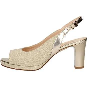 Chaussures Femme Sandales et Nu-pieds Soffice Sogno E8105 Platine