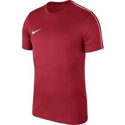 Vêtements Homme T-shirts manches courtes Nike Park 18 rouge