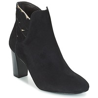 Chaussures Femme Bottines Bocage EMMANUEL Noir