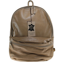 Sacs Femme Sacs à dos Oh My Bag OMB Brindisi taupe