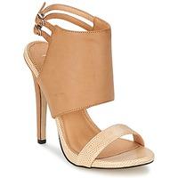 Chaussures Femme Sandales et Nu-pieds Ravel MISSISSIPPI Nude / Beige