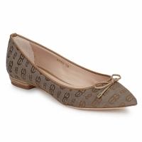 Chaussures Femme Ballerines / babies Alberto Gozzi TINA TESSY Marron