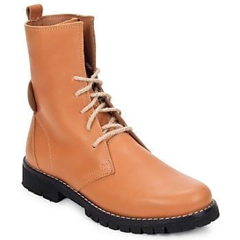 Chaussures Femme Boots Swamp BIKE Beige