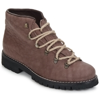 Chaussures Femme Boots Swamp PEDULA CUI Taupe