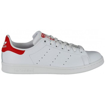 Chaussures Homme Baskets basses adidas Originals Stan Smith Blanc